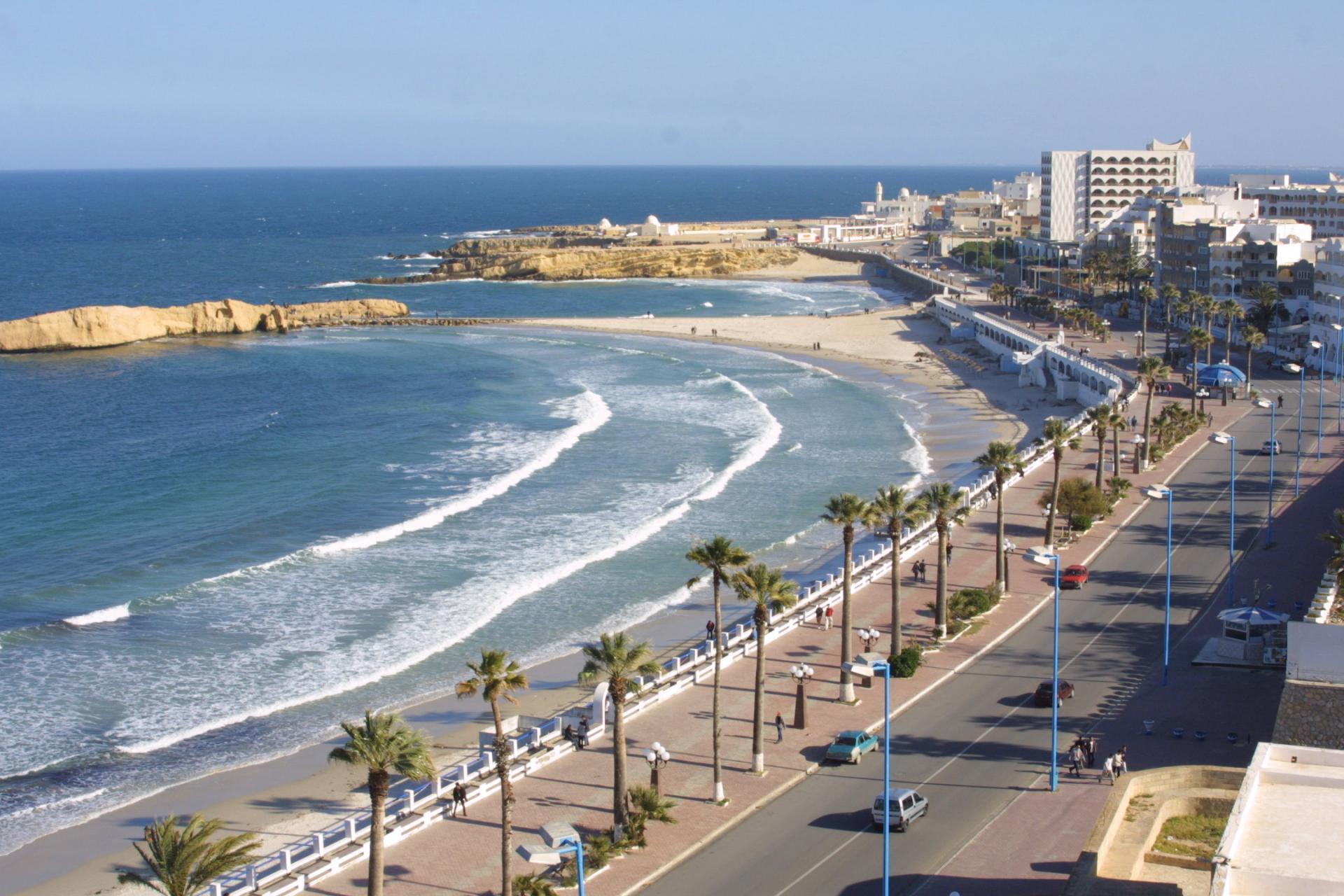 La plage Al Qurayyah