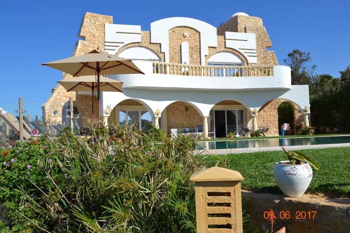 Dar hergla la maison et chambre d 39 h te hergla en tunisie for Acheter une maison en tunisie